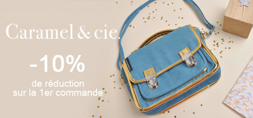 Code de réduction Caramel & Cie
