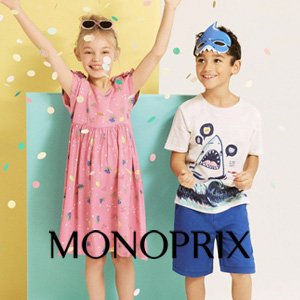 Code de réduction Monoprix