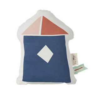 Coussin The village 1