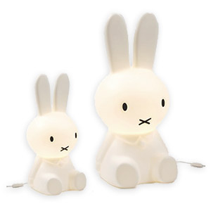 lampe miffy next time kidzcorner. Black Bedroom Furniture Sets. Home Design Ideas