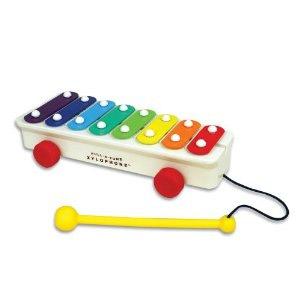 Xylophone à tirer