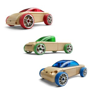 Mini voitures Automoblox (Pack de 3)