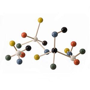 Jeu de construction Molécules