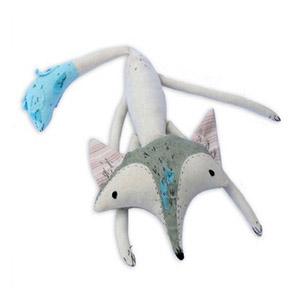 Renard en tissus Foxen
