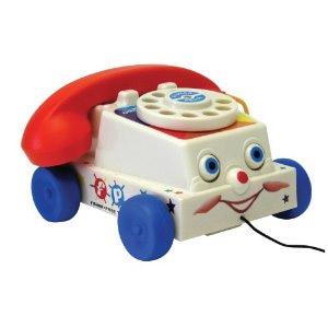 Téléphone à tirer réédition