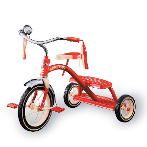 Tricycle rétro