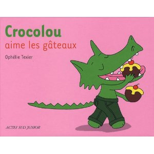 Crocolou aime les gateaux