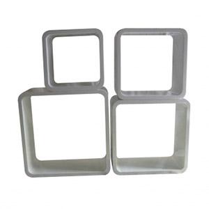 Etagères gigognes carrées