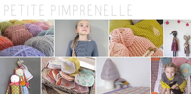 Petite Pimprenelle