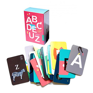Flashcards bilingue ABC