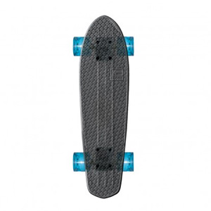 Skateboard Bantam transparent – Noir