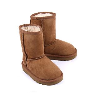 Boots classic camel