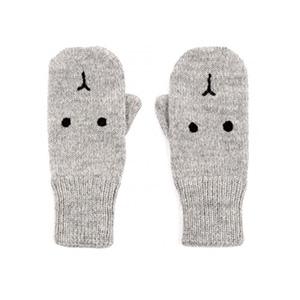 Moufles Bunny gris