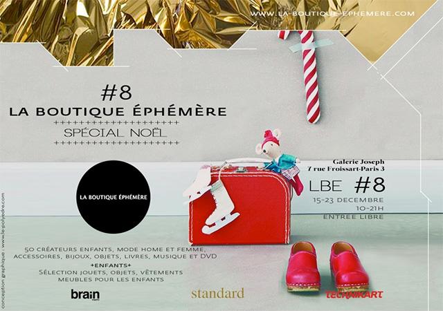 La Boutique Ephémère Spécial Noël