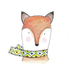 Aquarelle Foxy