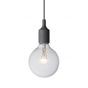 Lampe suspendue gris