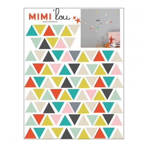 Stickers Triangles