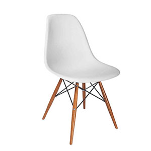 Chaise dsw eames enfant vitra kidzcorner for Imitation chaise vitra