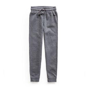 Pantalon tissu éponge en coton
