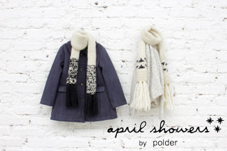 Collection April Showers Automne-Hiver 2013/14