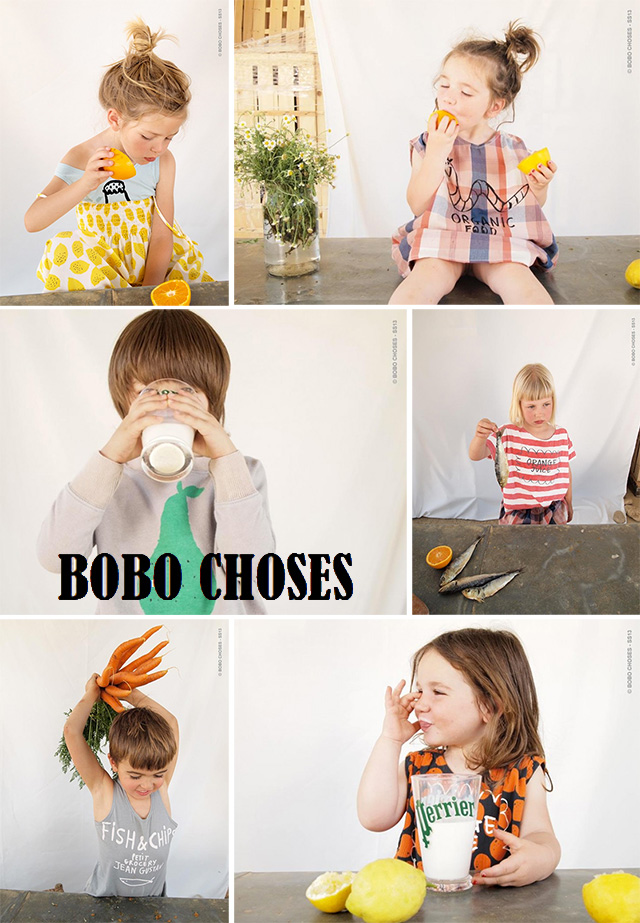 Bobo Choses collection printemps-été 2013