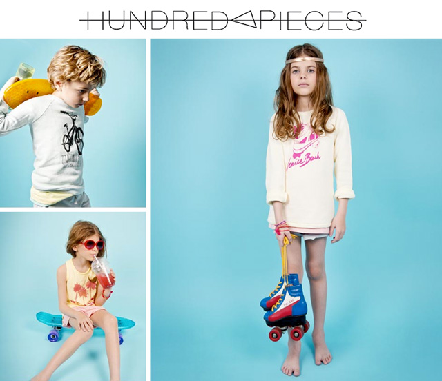 Hundred Pieces : la nouvelle marque de SMALLable