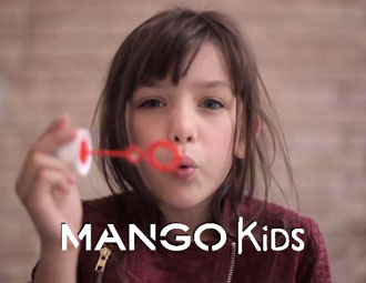 Mango kids Nouvelle Collection