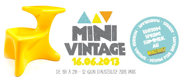 Salon Mini Vintage