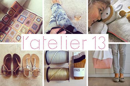 Blog'Select : L'atelier 13 AH13/14