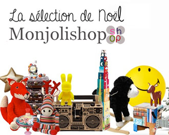 Sélection de Noël MonJoliShop