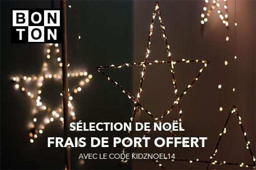 Offre de Noël Bonton