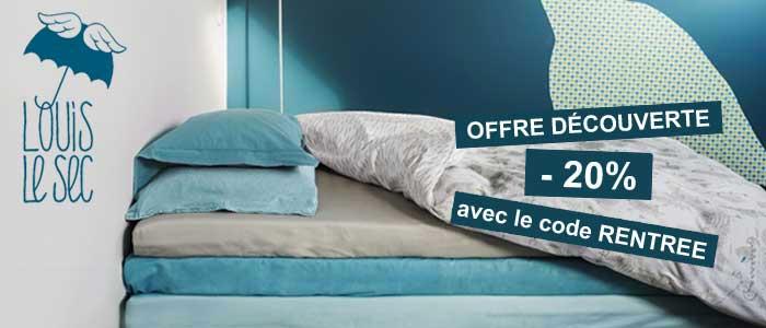 Offre découverte Louis Le Sec