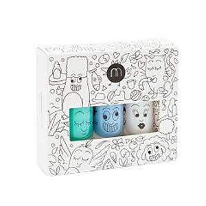 Pack 3 vernis Jungle Multicolore