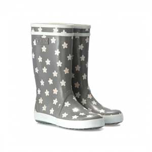 Bottes Lolly pop print