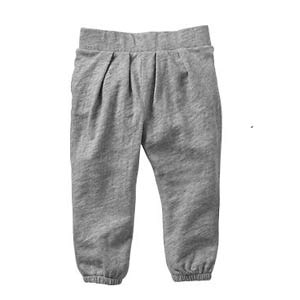 Pantalon en jersey flammé