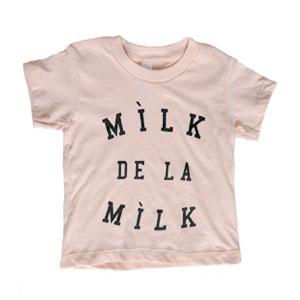 T-shirt Milk de la milk