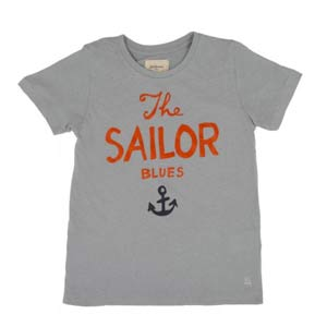T-shirt Sailor Blues