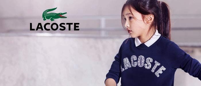 Collection Lacoste Kids Automne-Hiver 2014/15
