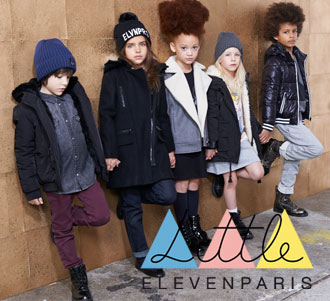 Collection Little Eleven Paris Automne-Hiver 2014/15
