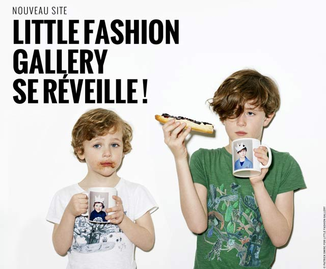 Little Fashion gallery nouveau site en ligne