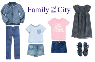 Blog'Select : Family and the City PE14