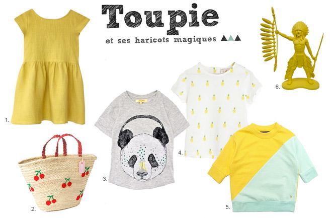la sélection du blog La Toupie