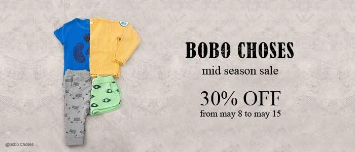 Soldes mi-saison Bobo Choses