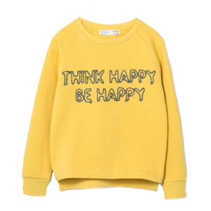 Sweat Think happy be happy