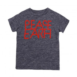T-shirt Peace On Earth