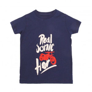 T-shirt Real Sonic Her