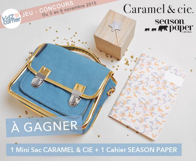 Caramel & Cie concours