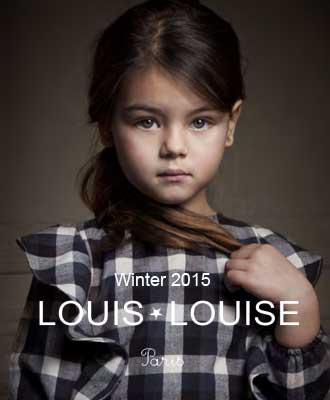 Collection Louis Louise Automne-Hiver 2015/16