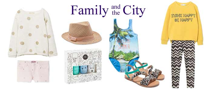 Blog'Select : Family and the City PE15