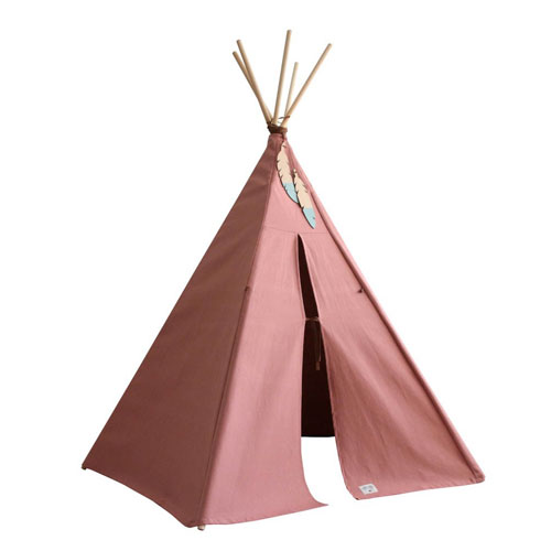 Tipi Nevada rose